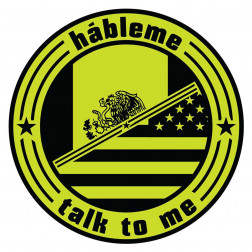 Hableme Talk to Me Decals