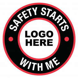 Safety Starts with Me Decal