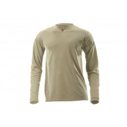 MIDWEIGHT LONG SLEEVE TEE