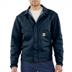 FLAME-RESISTANT MIDWEIGHT CANVAS DEARBORN JACKET