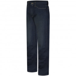 Flame Resistant Straight Fit Sanded Denim Jean