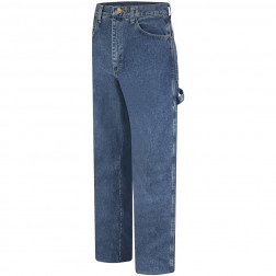 Flame Resistant Pre Washed Denim Dungaree