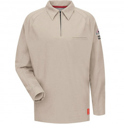 Flame Resistant IQ Long Sleeve Polo