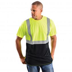 Classic Black Bottom T-Shirt