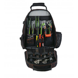 TOOL BACKPACK DUAL COMPARTMENT