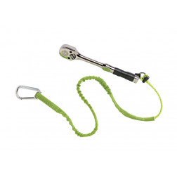 EXTENDED SINGLE CARABINER-10LB