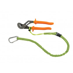 DETACHABLE EXT SINGLE CARABINER-5LB