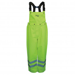 Professional Journeyman 300D Triobal Safety Bib Pants