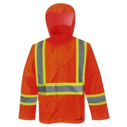 Hi Vis FR/PU Safety Jacket