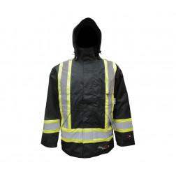 Professional Journeyman 300D Triobal Rip-Stop Jacket FR