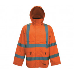 "Professional Journeyman 300D Triobal ""3M"" Jacket with Hood"