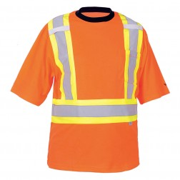 Safety Cotton Lined T-Shirt