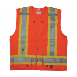 Open Road Surveyor Vest