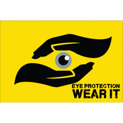 Eye Protection - Wear It