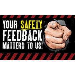 Safety Feedback