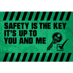 Safety is the Key