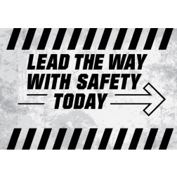Lead the way to Safety