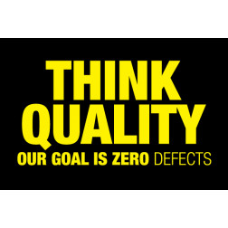 Quality - Zero Defects