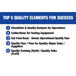 Quality - Success