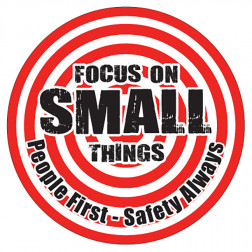 Focus on Small Things
