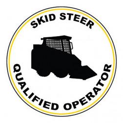 Qualified Operator / Skid Steer