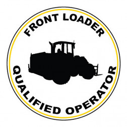 Qualified Operator / Front Loader