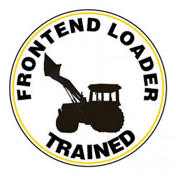 Front End Loader / Trained