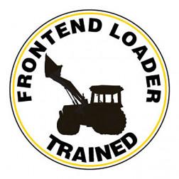 Front End Loader / Trained