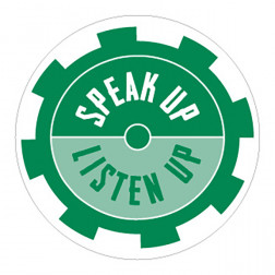 Speak Up / Listen Up / Gear