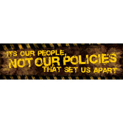 People and Policies