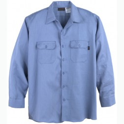 7 oz Indura Long Sleeve Work Shirt