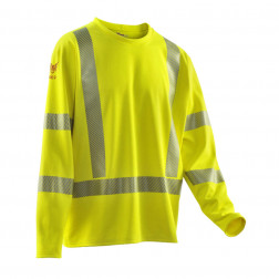 HEAVYWEIGHT HI-VIS KNIT