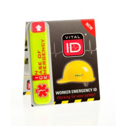HARD HAT I.D (100 count box)