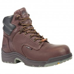 "Men's Timberland PRO® TiTAN® 8"" Alloy Toe Work Boots"