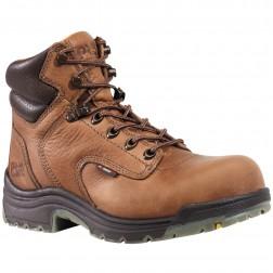 "Women's Timberland PRO® TiTAN® 6"" Alloy Toe Boots"