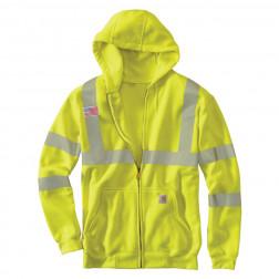 Carhartt Zip-Front Sweatshirt