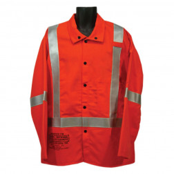 Class III Welding & Electrical Jacket - 7 oz.