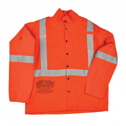 Class III FR Welding & Electrical Jacket - 9 oz.