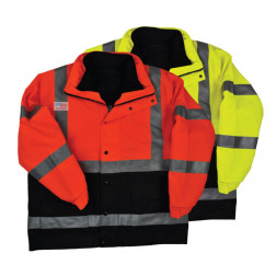 Class III Industry 3-in-1 Outer Jacket