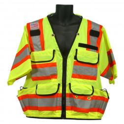 Seco style surveyors vest