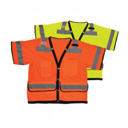 Class 3 heavy duty surveyor safety vest