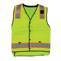 Twill surveyors vest