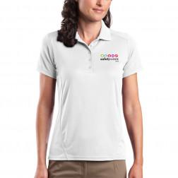 Ladies Dry Zone Raglan Accent Polo
