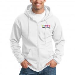 Ultimate Full-Zip Hooded Sweatshirt