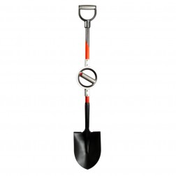 Bosse Tools Round Point Shovel