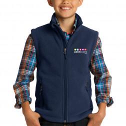Youth Value Fleece Vest