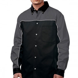 DOWNSHIFTER LONG SLEEVE BUTTONDOWN