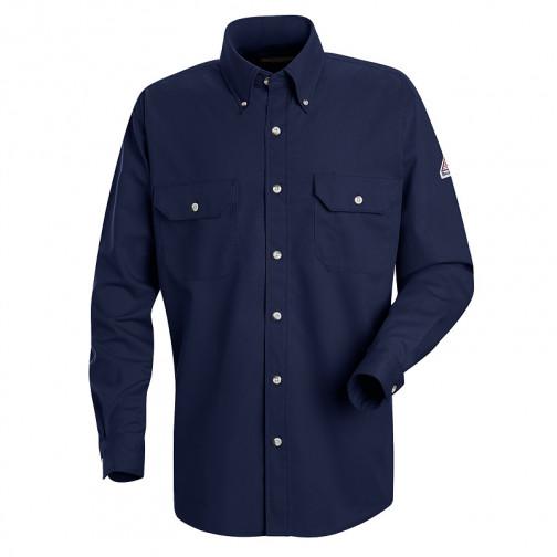 8e42fb34 Flame Resistant 7 oz Cool Touch Dress Uniform Shirt