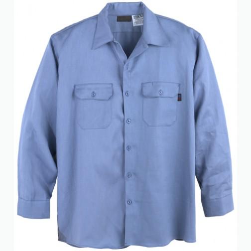 c4c4b6f2 7 oz Indura Long Sleeve Work Shirt