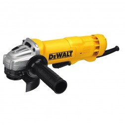 "DeWalt 4-1/2"" (115MM) SMALL ANGLE GRINDER W/ NO LOCK-ON"